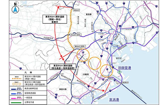 完成は10年後か?見えてきた外環道東京区間開通 陥没事故の工事区間に動きが