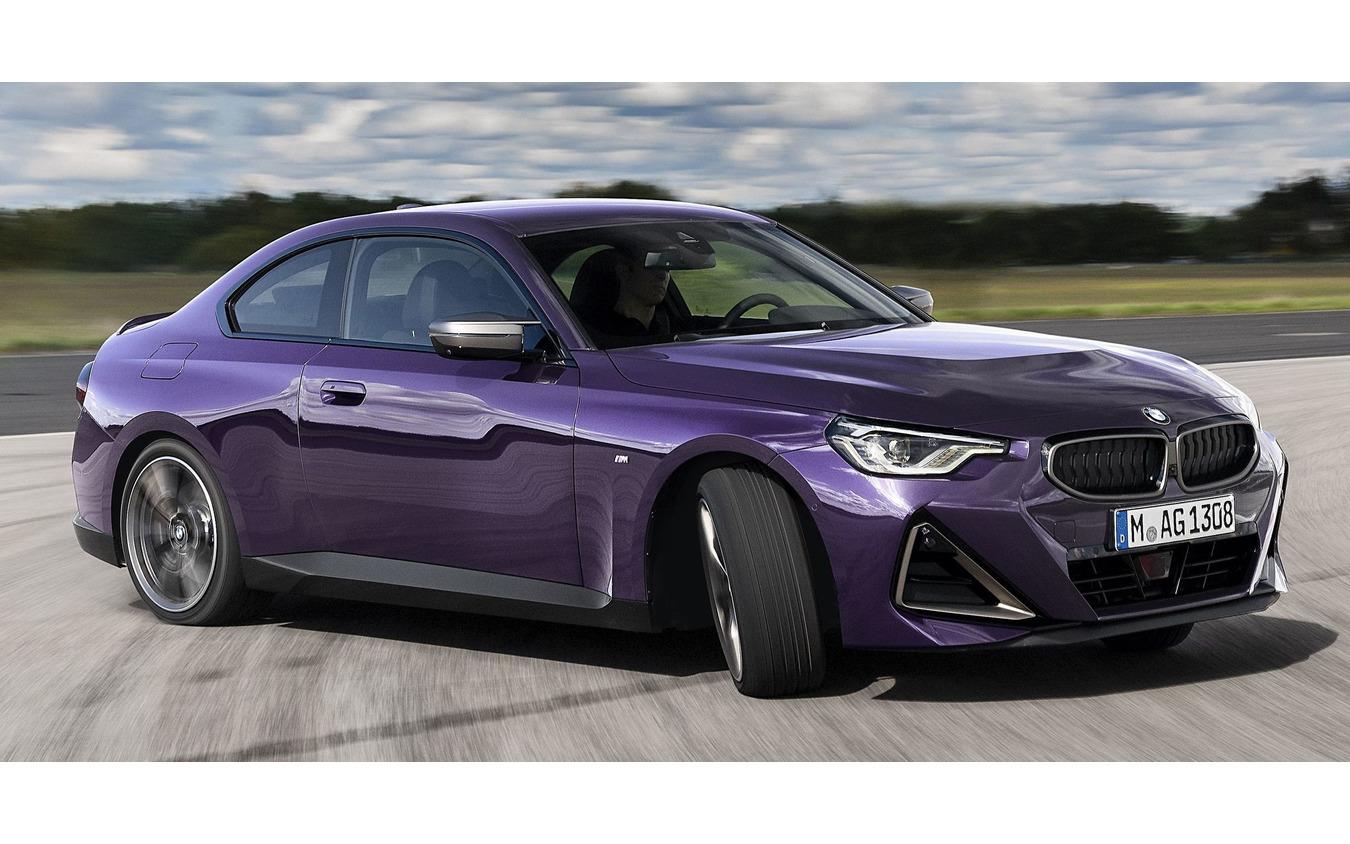BMW 2シリーズ・クーペ 新型の「M240i xDrive」