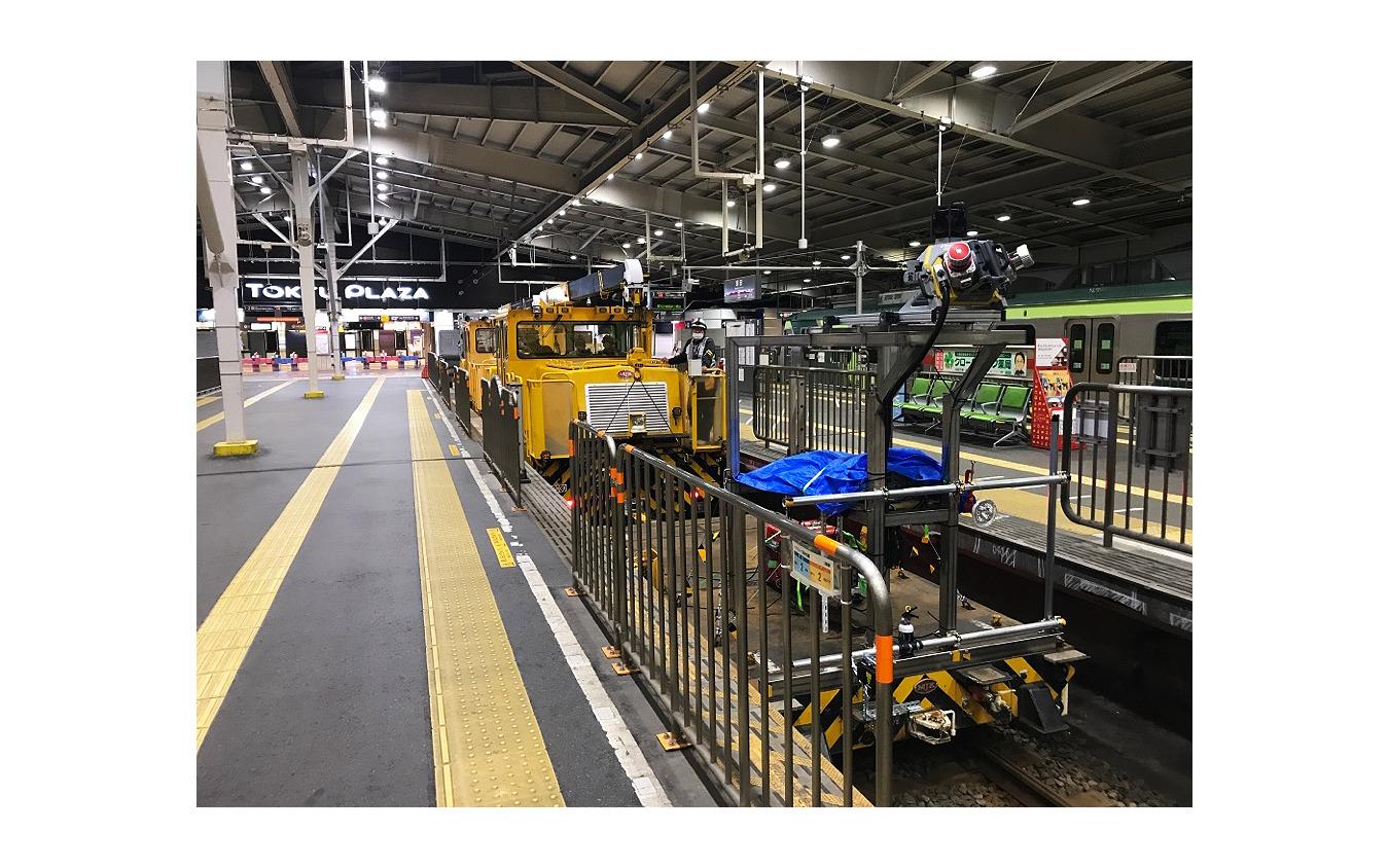 東急・東急電鉄・首都高速道路・首都高技術が運用する鉄道版インフラドクター
