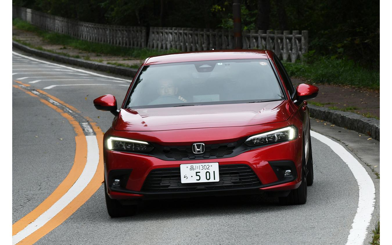 ホンダ シビック 新型(EX)