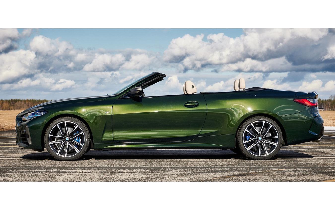 BMW 4シリーズ・カブリオレ