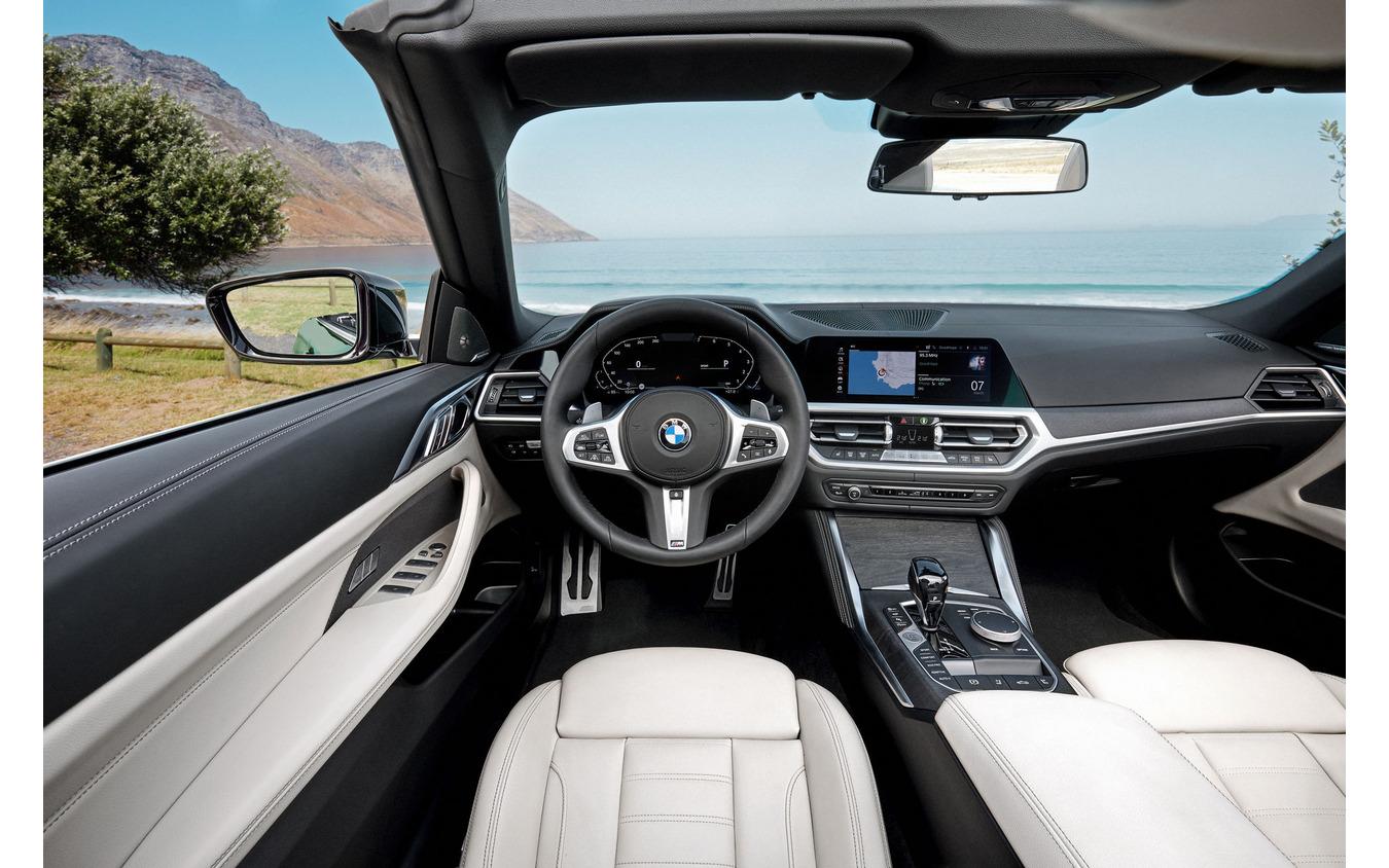 BMW 4シリーズ ・カブリオレ