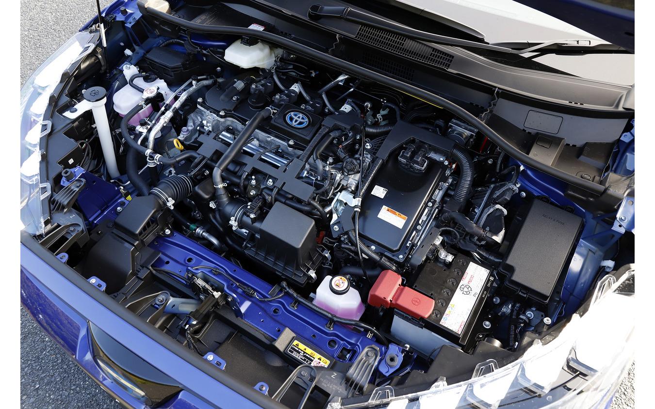 トヨタ カローラクロス(ハイブリッド Z 2WD)