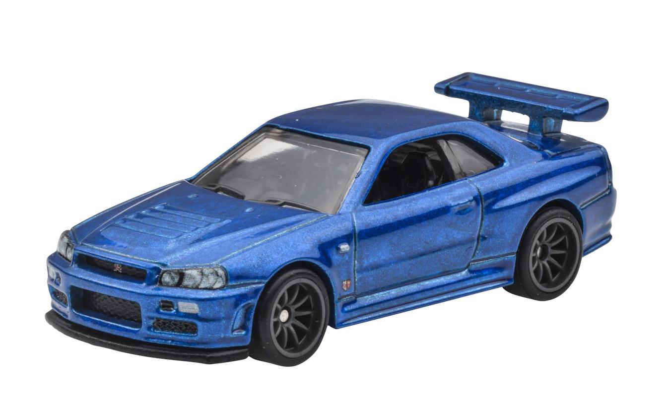 日産 スカイライン GTR 【BNR34】(10月2日発売)