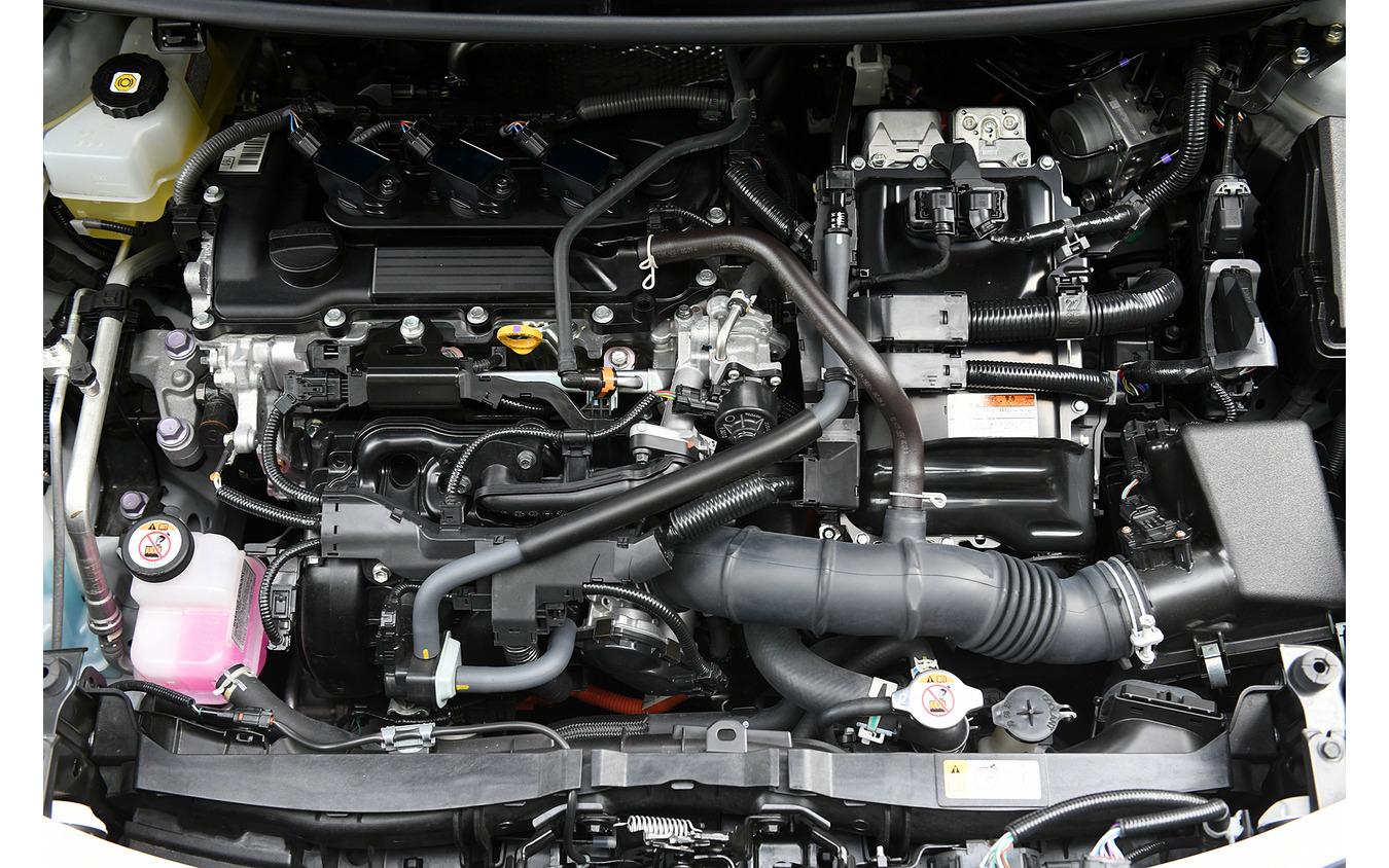 トヨタ ヤリスクロス HYBRID Z 1.5L 2WD
