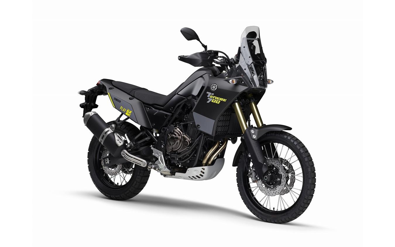 モーターサイクル 「Ténéré700」 (市販モデル)