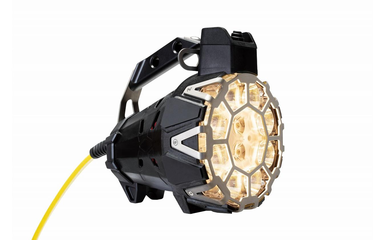 LED可搬式投光器 「X-BUSTER LED」(消防向けモデル)