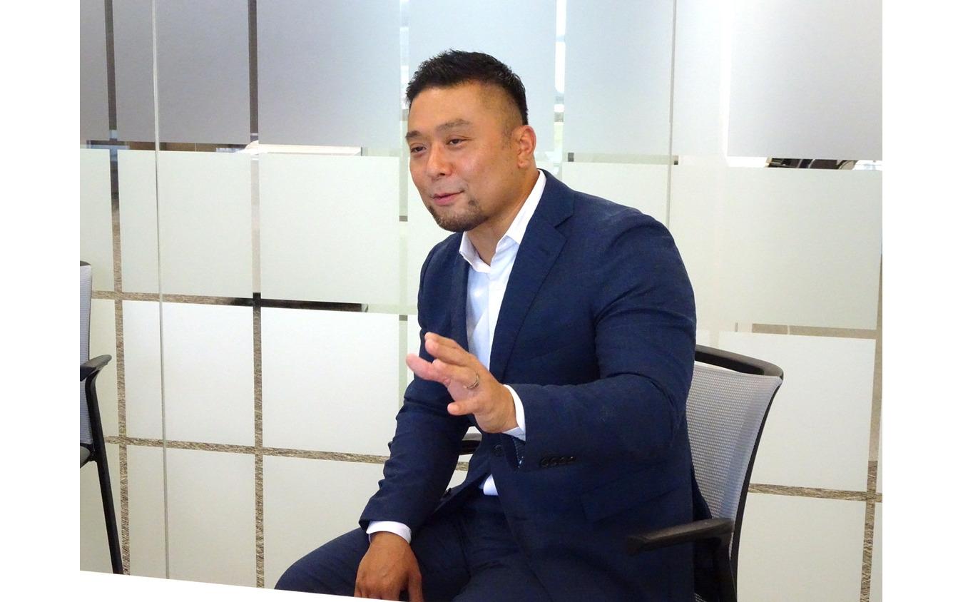 フォルシア・ジャパン 太田有哉代表取締役