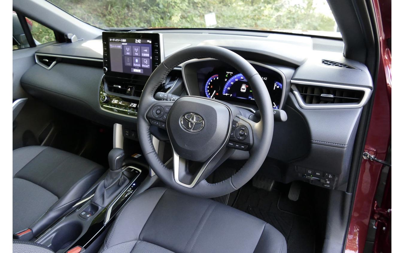 トヨタ カローラクロス Z ガソリン2WD