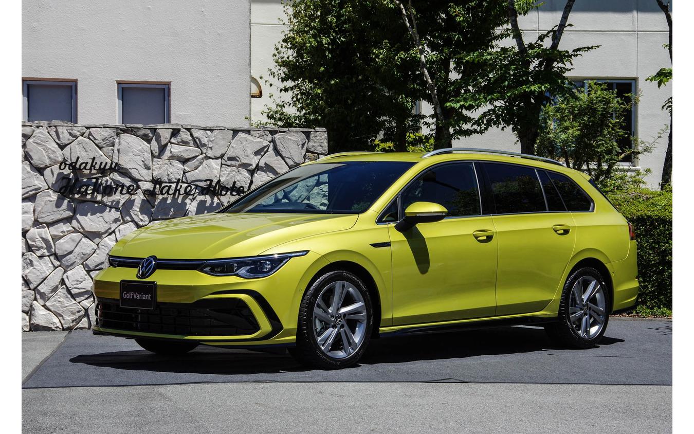 VW ゴルフヴァリアント 新型(R-Line)