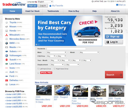 tradecarview.com