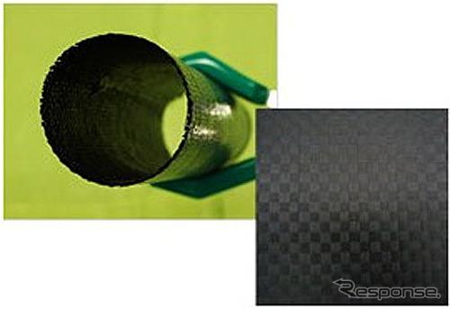 リサイクル炭素繊維を用いた熱硬化性CFRP