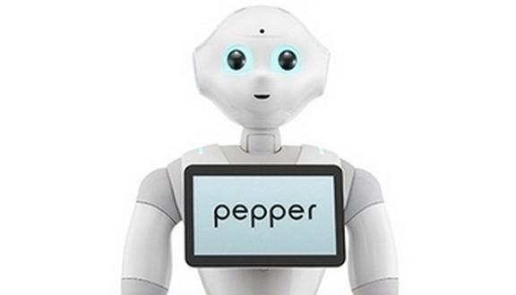 感情認識パーソナルロボット「Pepper」