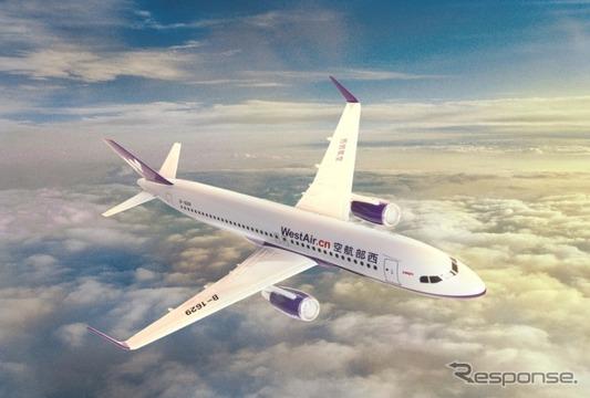 重慶拠点の西部航空、シンガポール乗り入れを開始
