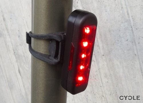 【津々見友彦の6輪生活】自動点灯テールライトで安全走行…クロップス「EZ400mu」
