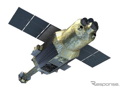 X線天文衛星「ASTRO-H」