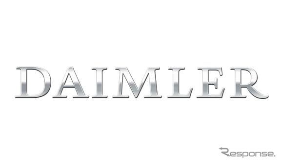 ダイムラーのロゴ