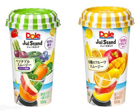 「Dole(R)JuiStand」シリーズの新商品