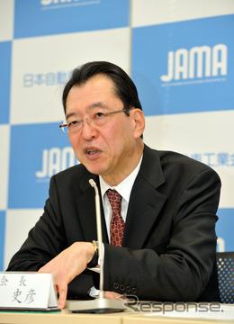池史彦会長(資料画像)
