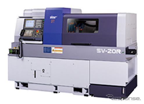 スター精密 スイス型自動旋盤 SV-20R
