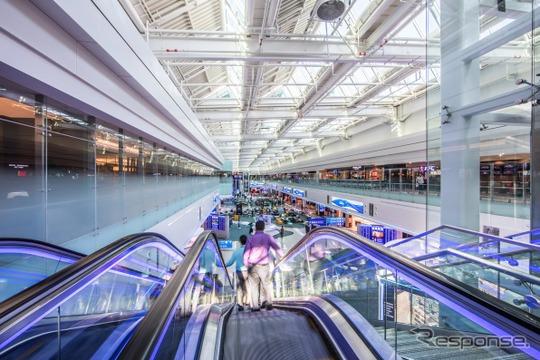 ドバイ国際空港コンコースD