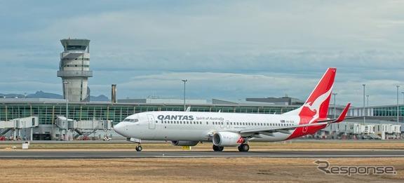 カンタス航空、ブリスベン=クライストチャーチ線の通年運航を開始へ