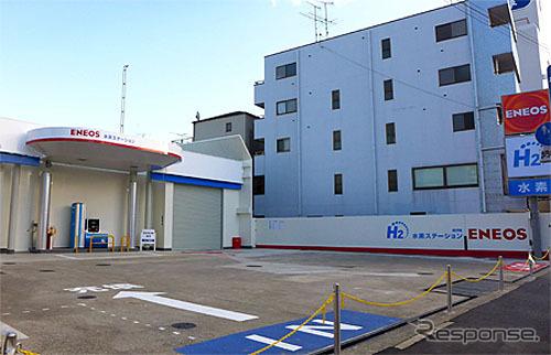 横浜南水素ステーション
