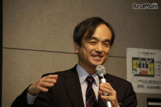 千葉大学教育学部、同副学部長 藤川大祐教授