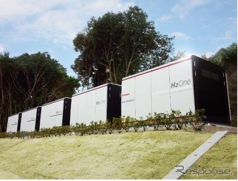 「変なホテル」第2期棟の自立型水素エネルギー供給システム