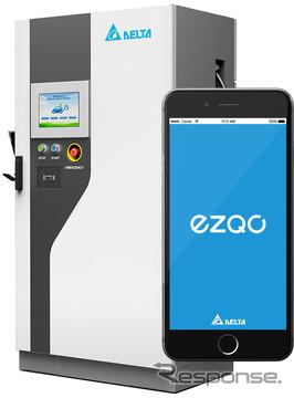EV用充電管理サービス EZQC