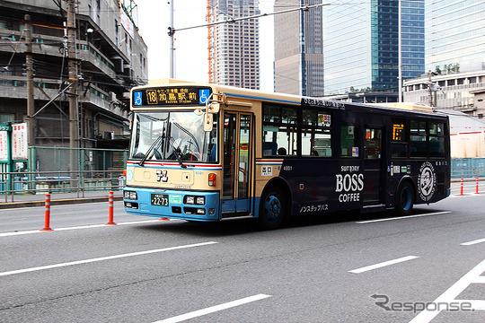 阪急バス(参考画像)