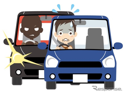 あおり運転、2人に1人が被害経験あり 楽天調べ | レスポンス(Response ...