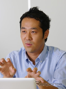 キャンバスマップル 企画制作部 制作プランナー 水品渡氏