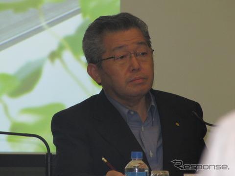 トヨタ伊地知専務「日本の技術力を守るために労働規制の緩和を」