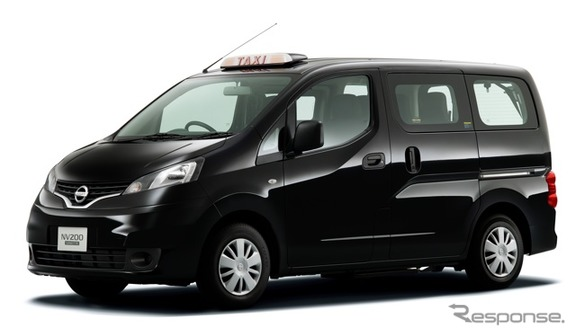 日産NV200バネットタクシー