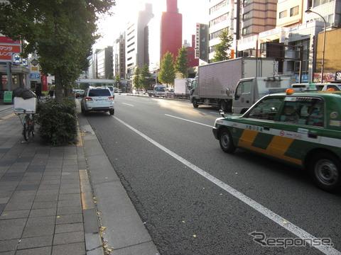第一京浜(東京都港区内)
