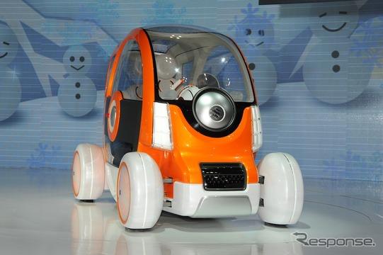 スズキ Q-Concept(東京モーターショー11)
