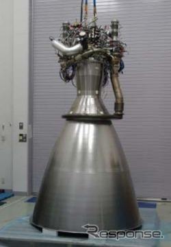 推力10t級のLNGエンジン