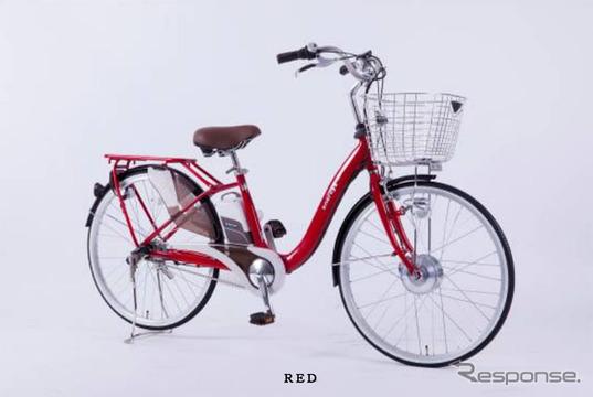あさひ、PBハイブリッド電動アシスト自転車「エナシス エルピュール」