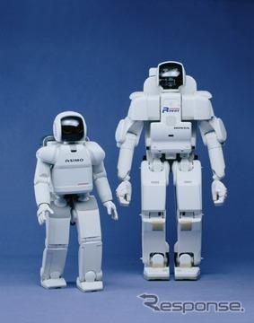 【踊る!! ホンダ】『P4』ではなく『ASIMO』という名前のヒミツ