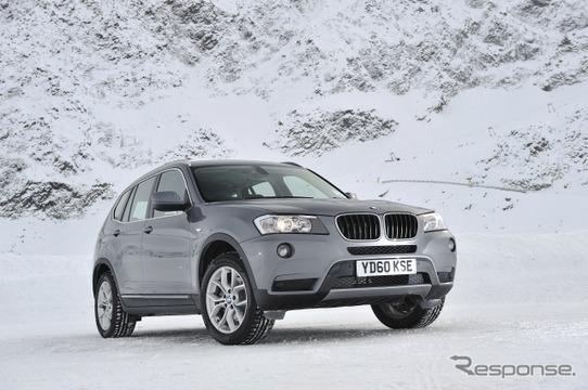 BMW X3 xDrive20d BluePerformance