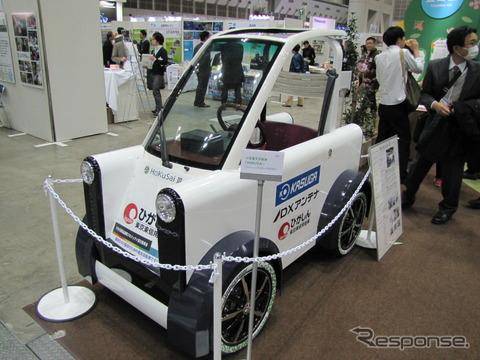 エコプロダクツ2012 HOKUSAI-III