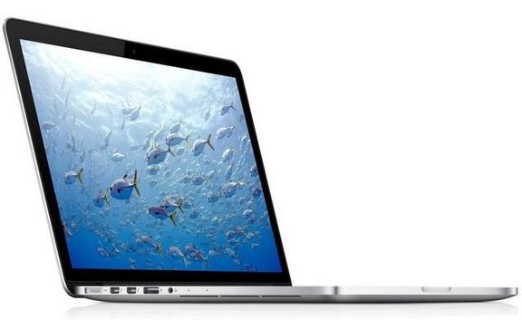 MacBook Pro Retinaディスプレイモデルの13.3型モデル
