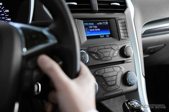フォードモーターの「SYNC AppLink」