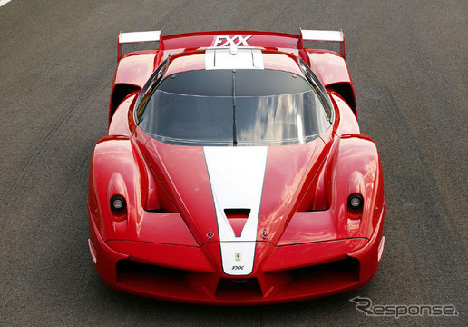 【フェラーリ FXX 開発】150万ユーロ