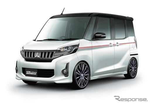 三菱・eKスペースU-tone style
