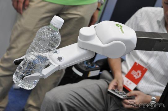 自立生活支援用ロボットアーム『ラピューダ』