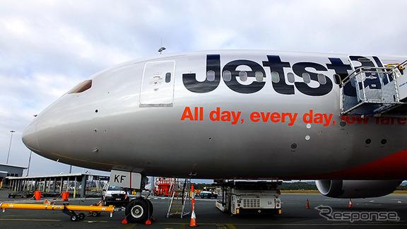 ジェットスターは今夏、東京-ケアンズ・ゴールドコーストにB787-8を導入