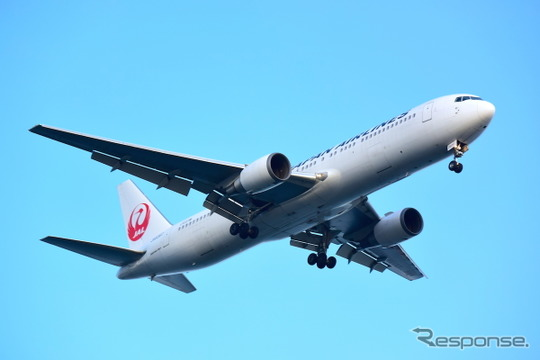 JAL(イメージ画像)