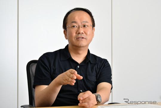 テクトム 代表取締役 富田直樹氏